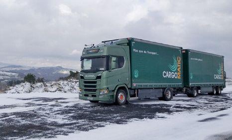 Cargomatic livraisons en montagne